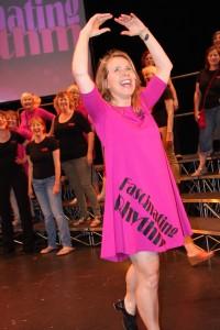 Whooo hooo - sing AND dance!