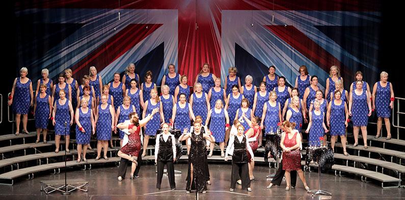 Fascinating Rhythm choir Bristol
