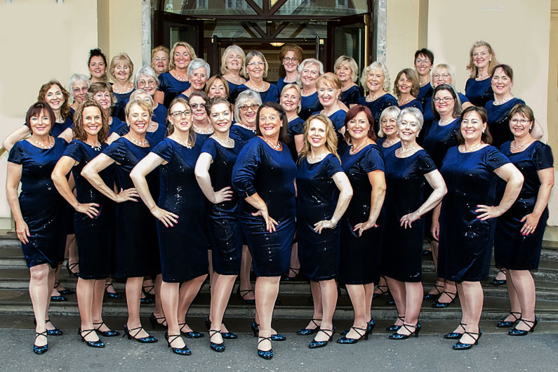 Fascinating Rhythm Chorus Gloucestershire